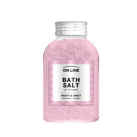 Sól do kąpieli FRUITY & SWEET