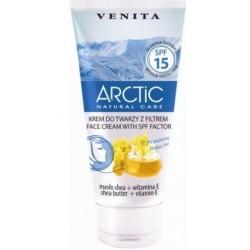 Natłuszczający krem do twarzy SPF15 VENITA ARCTIC