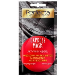 PERFECTA EXPRESS MASK Aktywny Wegiel