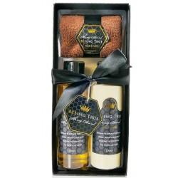 Zestaw kosmetyków BEEING TRUE: balsam+żel
