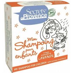 Organiczny szampon dla dzieci w kostce