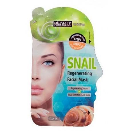 Regenerujaca maska do twarzy SNAIL