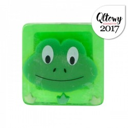 Glicerynowe mydełko FIGLARNA ŻABCIA