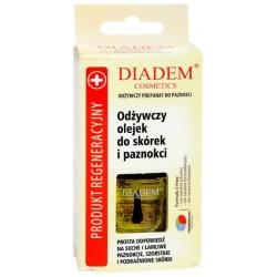 Odżywczy olejek do paznokci i skórek DIADEM