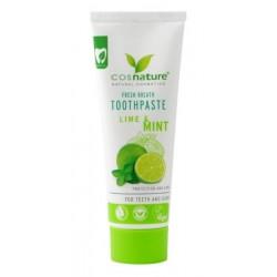 Naturalna pasta do zębów LIMONKA-MIĘTA