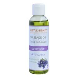 Naturalny olejek do masażu antystresowy - LAWENDA