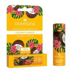 Naturalny balsam do ust COCONUT ENERGY Orientana