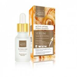 Wygładzające serum do twarzy z ekstraktem ze śluzu ślimaka CZYSTE PIĘKNO