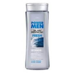Żel pod prysznic 3 w 1 POWER MEN