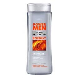 Żel pod prysznic POWER MEN ENERGY